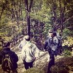 Euclid Creek Hiking 2018