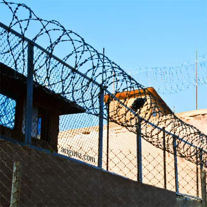 Inspiration in Prison