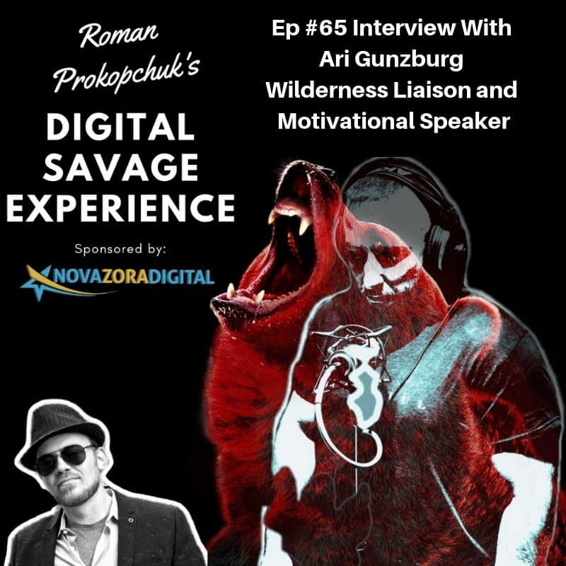 Guest on Digital Savage Experience Podcast