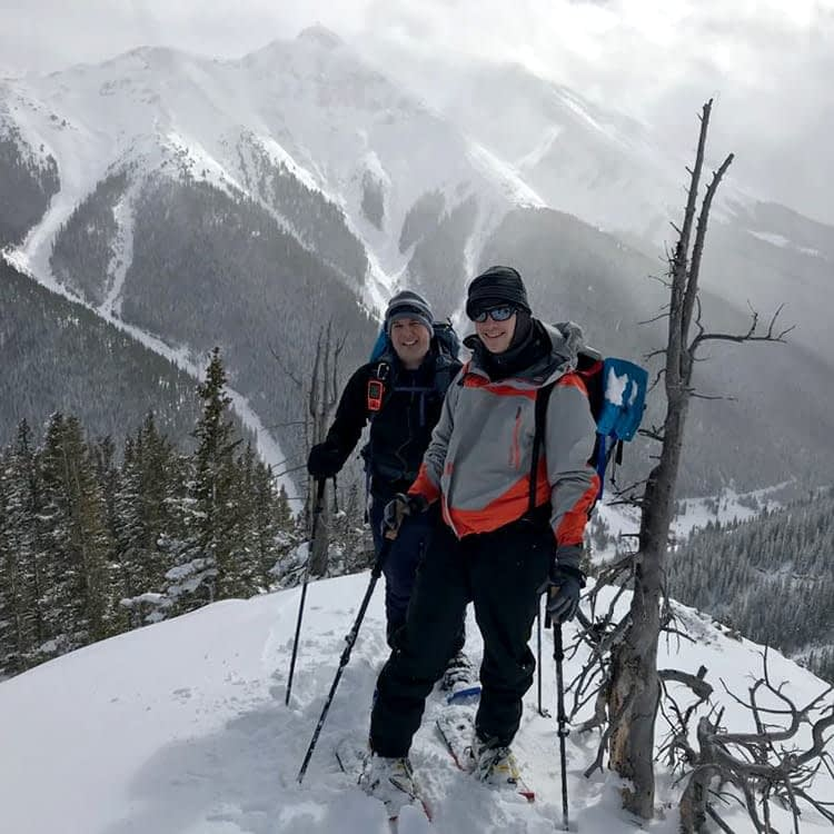 Ari Gunzburg, Wilderness Liaison in Colorado, 2018